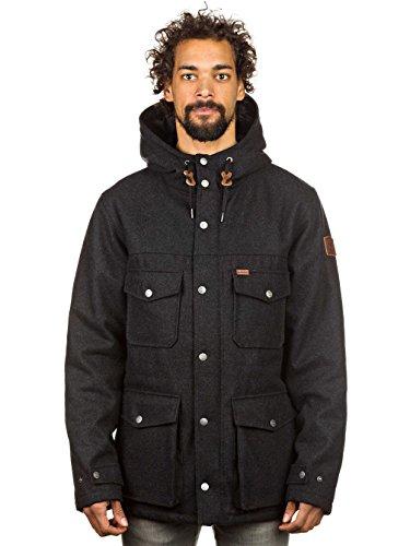 Herren Jacke Element Hemlock Wool Jacket Charcoal Heather