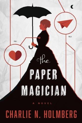 Buchseite und Rezensionen zu 'The Paper Magician (The Paper Magician Series, Band 1)' von Charlie N. Holmberg