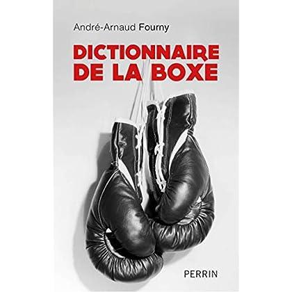 Dictionnaire de la boxe