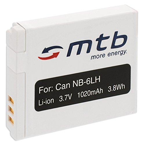 Batería NB-6L para Canon PowerShot SX240 HS, SX260 HS, SX270 HS, SX280 HS, SX500 IS.... (ver descripción)