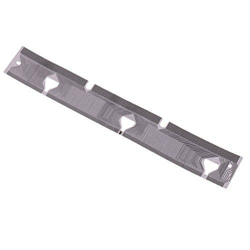 Lcd Ribbon Kabel (B Blesiya Auto LCD-Reparatursatz Flachbandkabel Ribbon-Kabel -Schwarz Farbe)