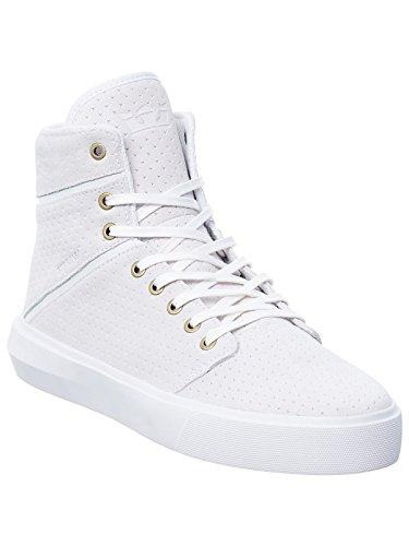 Supra Uomo Scarpe / Sneaker Camino Bianco