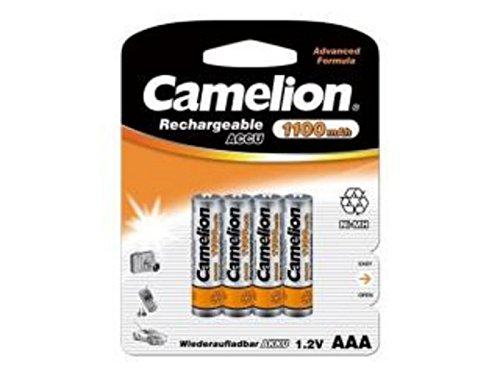 4 x Akku Batterie Camelion AAA 1100mAh für Festnetz Telefon Siemens Gigaset SX550i , S67H , SX810 ISDN , A220 , AS285 , A510 Duo , S810 ,455X , CX610 ISDN , S79H C300 , A285 , S810H , A420 , C100 , SX440 ISDN , SX810 A , E500A , SX445 ISDN , C150 , A600 , 450X , C385 Duo , C610H , C595 , C610 , C300A Duo , C59H , A400 , C590 , Panasonic KX-PRW110 , KX-TG8561 , KX-TG6522 , KX-PRS110 , KX-TG6721 , Telekom T-Sinus 502 Dect , A205 , 501i , 300i , 103 , A404 , CA34 , A503i , Philips CD2901 , SD4911 , AVM FritzFon C3