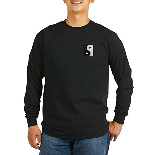 CafePress - Scrivener - Unisex Cotton Long Sleeve T-Shirt
