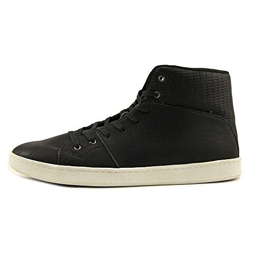 Aldo Fitela Cuir Baskets Black
