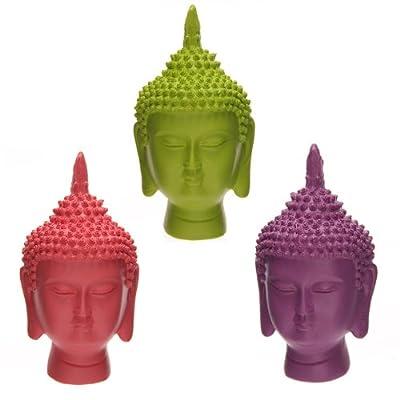 1 x Pop Art Thai Buddha Head