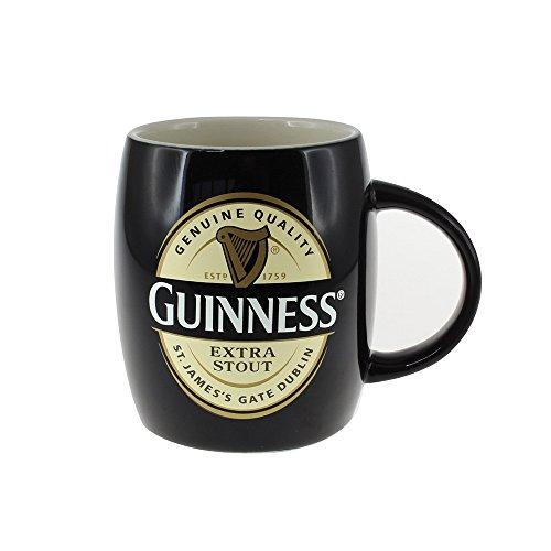Guinness-Etiketten-Fass-Becher - Guinness-bier Etikett