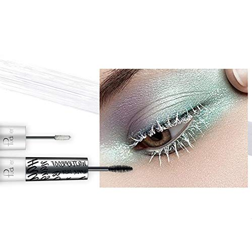 Fashion Beauty Mascara, Makeup Lash Volumizing Mascara für Wimpernverdickung, Verlängerung,...
