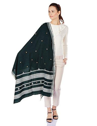 Indiennes vêtements brodés Châles Wraps Cadeaux Femmes anniversaire 84x36 pouces