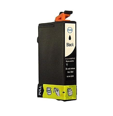 1 Tintenpatrone für Epson T0711 black mit Chip Epson Stylus SX218 Stylus SX417 SX510 DX 4400 DX6000 DX7400 SX 200 DX4000 SX210 D78 DX4000 DX4050 DX5050 DX6000 DX6050 DX7000F DX5000 DX4400 D92 SX515W D120 DX8400 DX7400 DX7450 DX8450 DX9400FS DX4450 SX205 SX415 SX215 SX110 SX400 S20 Office BX310FN OfficeBX300F SX210 SX400 Wifi Office B40W SX115 SX100 SX600FW Office BX600FW SX105 SX405 SX200 DX8400 SX400 SX100 SX405 S21 DX9200 SX410 DX5000 Stylus Office BX610FW Stylus DX