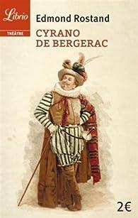 Cyrano de Bergerac par Edmond Rostand