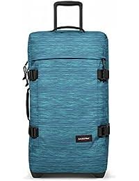 Eastpak TRANVERZ M Bagage cabine, 67 cm, 80 liters, Bleu (Knit Blue)