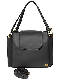 I Define You Latest Trend Black Color Handbag & Sling Bag For Girls And Women's