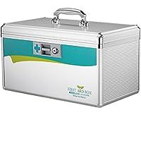 Medizinschränke Medizin-Box Haushalt Notfall-Medizin-Brust Multilayer Doppel-Verschluss Erste-Hilfe-Kit Medizinischer... preisvergleich bei billige-tabletten.eu
