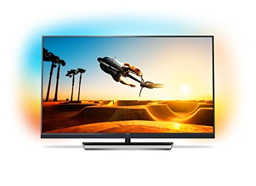 Philips 55PUS7502/12 139cm (55 Zoll) LED-Fernseher (Ultra-HD, Smart TV, Android, Ambilight)