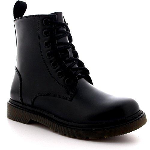 Zapatos estilo militar Viva para mujer Barato Exclusivo AAr1xBfmGu