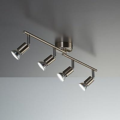 Deckenleuchte / LED Lampe / Deckenlampe / Lampe / LED Deckenleuchte / LED Strahler / Spots / LED Spots / Deckenleuchte LED / Wohnzimmerlampe von B.K.Licht