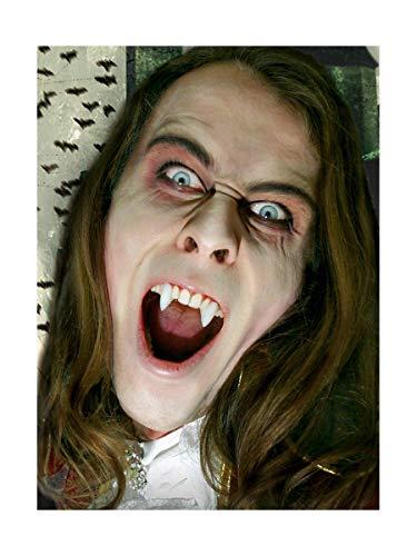 Vampirzähne Classic Edition - für Vampire und Graf Dracula - Halloween/Fasching