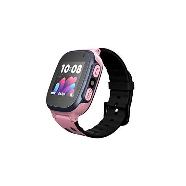 BOBOLover Smartwatch Niños, Reloj Inteligente para Niños Impermeable ip67 con LBS, Hacer Llamadas, Chat de Voz, SOS… 1