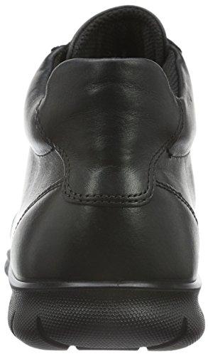 Ecco Damen Babett Sneaker Schwarz (BLACK01001)