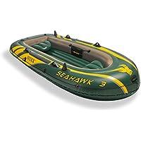 Intex 69349 Seahawk 3 Boat - Three Man Inflatable Dinghy