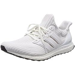 Adidas Ultraboost, Scarpe da Trail Running Uomo, Bianco (Ftwbla 000), 45 1/3 EU