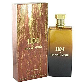 Hanae Mori Him by Hanae Mori Eau De Parfum Spray 3.4 oz for Men