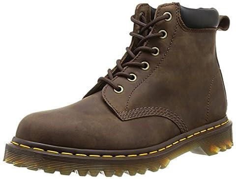 Dr. Martens 939 Ben Boot, Boots homme - Marron (Gaucho Crazy Horse), 44 EU (9.5 UK)