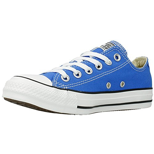 Converse, All Star Ox Canvas Seasonal, Sneaker, Unisex - adulto Azzurro