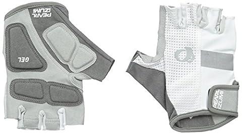 PEARL iZUMi Elite Gel - Gants - blanc Modèle L | 9,5-10 2017 gants velo hiver