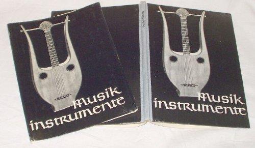 Bestell.Nr. 516716 Musikinstrumente - Aus dem Musikinstrumenten-Museum der Karl-Marx-Universität Leipzig, Die Schatzkammer Band 25