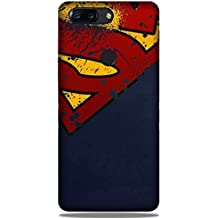 Yashas OnePlus 5T Cover, Printed Back Cover for One Plus 5T [Slimfit] [HardCase] [Superhero] [For Boys]