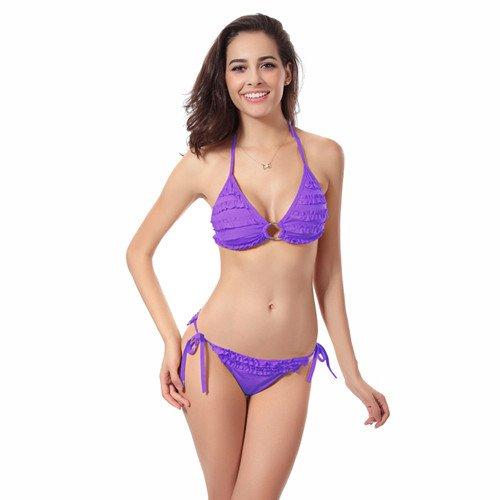 BKNLALALA Aro Bikini String Dreamgirl tiras de 20 colores nadar bañarse trajes de baño Trajes d