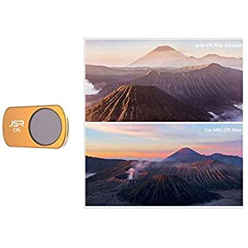 Taoric Mavic Mini Drone Lens Filter CPL ND8 ND8-PL ND16-PL ND32-PL ND64-PL Lens Filter Set for Mavic Mini Drone ND8-PL ND16-PL ND32-PL ND64-PL