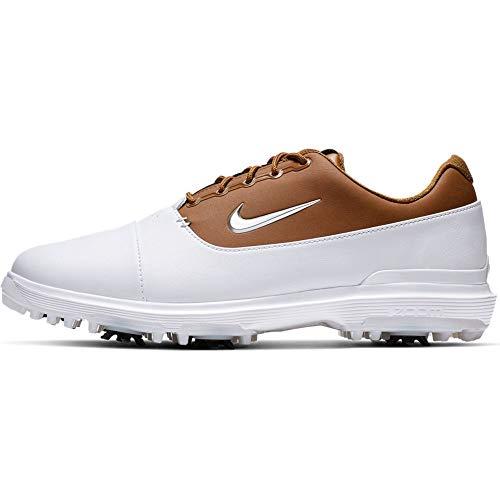 Nike Air Zoom Victory Pro, Zapatillas de Golf para Hombre, Multicolor White/Metallic Silver/White 000...