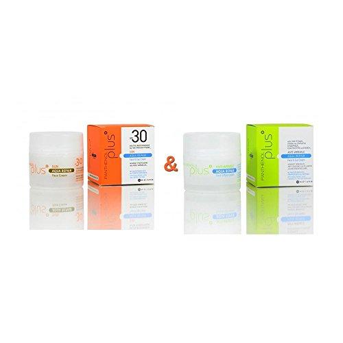 Benefit Hellas Panthenol Plus Sunscreen Face & Eye Cream SPF30 50ml & Anti-wrinkle Face & Eye Cream 50ml