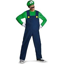 Super MarioDisfraz de adulto