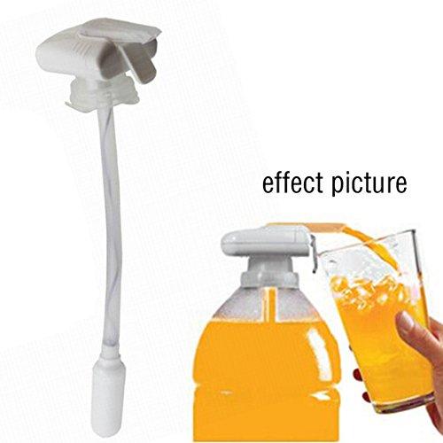 HuaYang Kreativer elektrischer Zapfhahn, Bier/Saft, automatischer Getränkespender/Zapfstelle/Gadget (Kühlschrank-drink-dispenser)