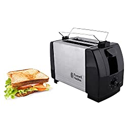 Russell Hobbs RPT750S 2 Slice Pop Up Toaster 750 Watts