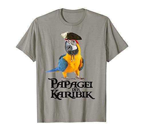 Piraten Vogel Kostüm - Papagei der Karibik Vogel Piraten Halloween