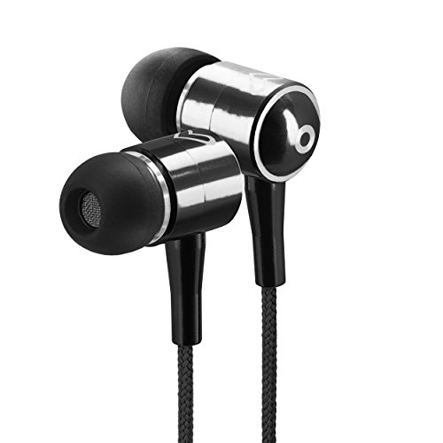 Energy Sistem Urban 2 - Auriculares in-ear, color negro