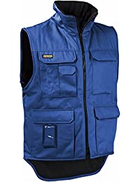 "'BLÅKLÄDER Workwear Work Winter Vest ""3801 Fleece Lining 67 – 38011900"