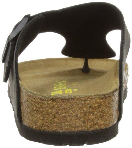 Birkenstock Ramses, Unisex-Adults' Sandals, Black, 41 EU