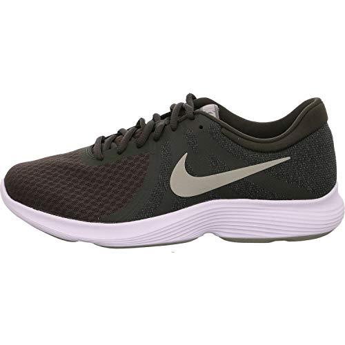 Nike Herren Revolution 4 EU Laufschuhe, Mehrfarbig (Sequoia/Spruce Fog/Mineral Spruce/White 302), 45 EU (Nike Schuhe Grün Herren)