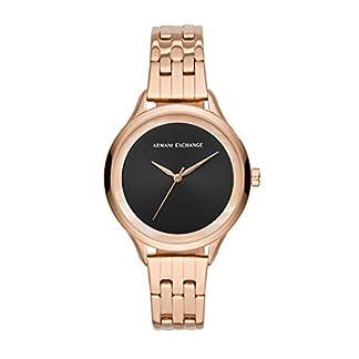 Armani Exchange Harper Analog Black Dial Women's Watch-AX5606