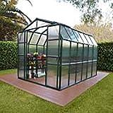 Rion Kunststoff Gewächshaus Grand Gardener 46 mit 9,91 m² Grundfläche