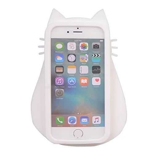 "iPhone 6/ 6s (4.7"") Coque,COOLKE Mode 3D Style Cartoon Gel Soft silicone Coque Housse étui Case Cover Pour Apple iPhone 6/ 6s (4.7"") - 007 005"