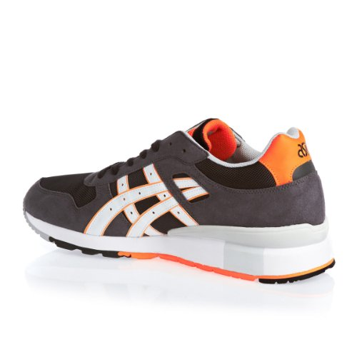 Asics Gt-ii, Chaussures De Course À Pied Unisexes - Adulte Noir / Orange