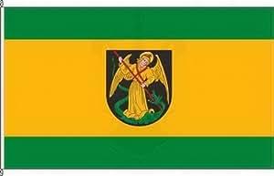 Königsbanner Kleinflagge Pleisweiler-Oberhofen - 40 x 60cm - Flagge und Fahne