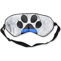USA Thin Blue Line Flag Dog Paw 99% Eyeshade Blinders Sleeping Eye Patch Eye Mask Blindfold For Travel Insomnia... preisvergleich bei billige-tabletten.eu